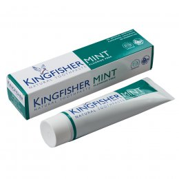 Kingfisher Fluoride Free Toothpaste - Mint - 100ml