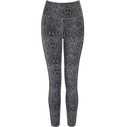 Asquith Bamboo & Organic Cotton Flow With It Leggings - Snakeskin