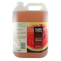 Faith In Nature Shampoo - Watermelon - 5L