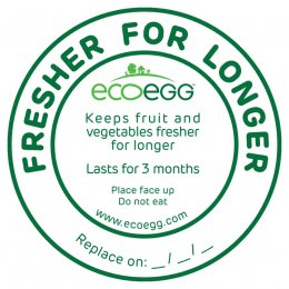Ecoegg Fresher For Longer Food Preservation Discs - Pack of 4