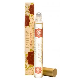 Pacifica Roll On Perfume - Persian Rose - 10ml