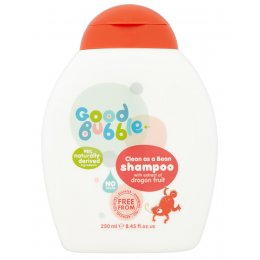 Good Bubble Clean As A Bean Shampoo - Dragon Fruit - 250ml