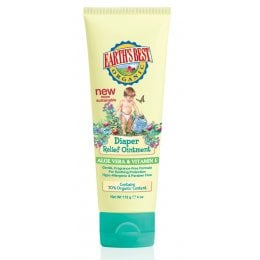 Earths Best Diaper Relief Ointment - 113g