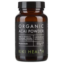 Kiki Health Organic Acai Powder - 50g