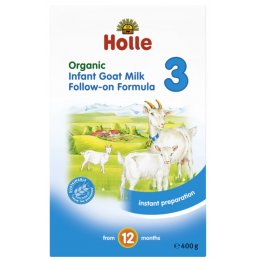 Holle Organic Goat Milk Follow on Formula 400g