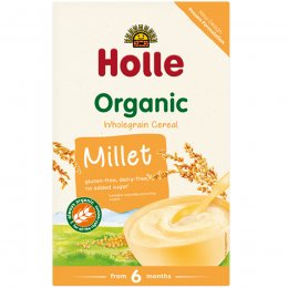 Holle Organic Wholegrain Cereal Millet - 250g