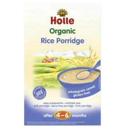 Holle Organic Rice Porridge - 250g