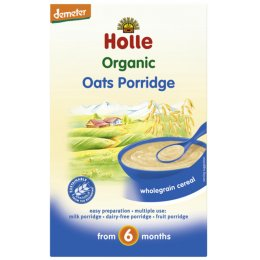 Holle Organic Rolled Oats Porridge - 250g