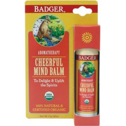 Badger Balm Cheerful Mind Balm - 17g