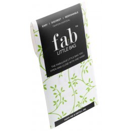 Fab Little Bag Tampon Disposal Bags - Refillable Handbag Pack