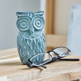 Owl Stone Spectacle Holder