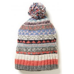 Finisterre Baggy Beanie Hat - Oatmeal