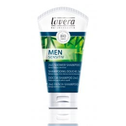 Lavera Men 3 in 1 Shower Shampoo - 200ml