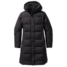 Patagonia Womens Down With It Parka - Black
