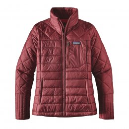 Patagonia Womens Radalie Jacket - Drumfire Red