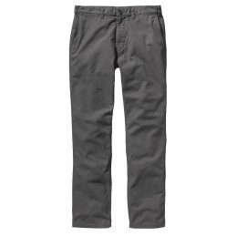 Patagonia Mens Regular Straight Fit Duck Pants - Forge Grey