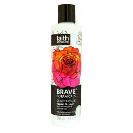 Faith In Nature Brave Botanicals Nourish & Repair Conditioner - 250ml