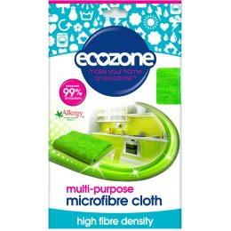 Ecozone Microfibre Multi Surface Cloth - 80g