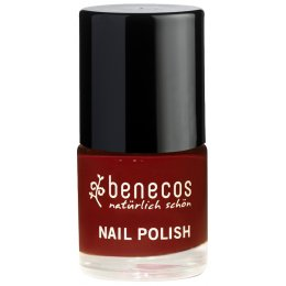 Benecos Nail Polish - Cherry Red - 9ml