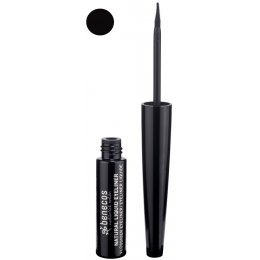 Benecos Natural Liquid Eyeliner - Black - 3ml