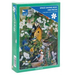 RSPB The Bird House Jigsaw - 1000 Pieces