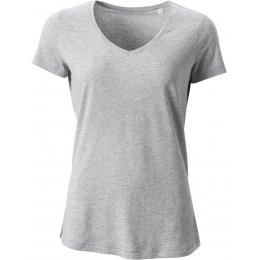 Organic Cotton V-Neck T-Shirt