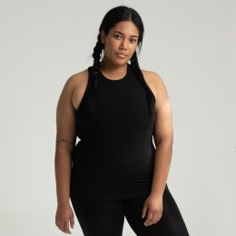Asquith Bamboo & Organic Cotton Radiance Racer Vest Top