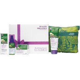 Avalon Organics Skin Care Gift Set - Brilliant Balance