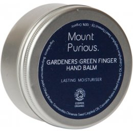 Mount Purious Gardeners Green Finger Hand Balm - 90g