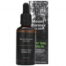 Mount Purious for Men Forest Trail Beard Oil - 50ml