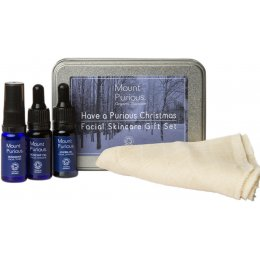 Mount Purious Have a Purious Christmas Facial Skincare Gift Set