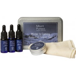 Mount Purious Winter is Coming Essential Travel Gift Set