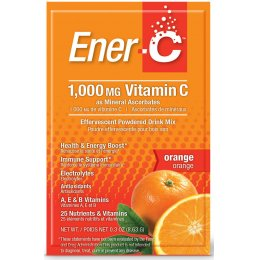 Ener-C Powdered Drink Mix - Orange - 30 Sachets