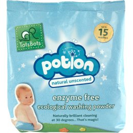 Tots Bots Unscented Nappy Wash - 750g