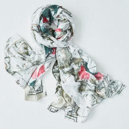 Thought Voyage De Jeanne Scarf