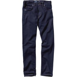 Patagonia Mens Performance Straight Fit Regular Jeans - Dark Denim