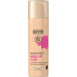 Lavera Nude Effect Make Up Fluid - 30ml