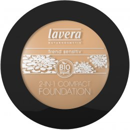 Lavera 2-in-1 Compact Foundation - 10g