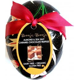 Booja Booja Almond & Sea Salt Caramel Easter Egg - 34.5g