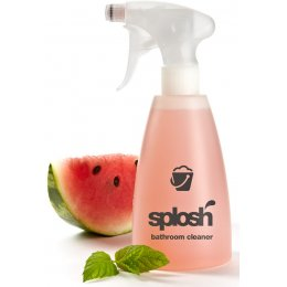 Splosh Bathroom Cleaner Concentrate Starter Bottle - Spearmint & Melon - 500ml