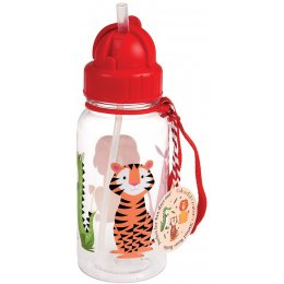 Colourful Creatures BPA Free Childrens Water Bottle - 500ml