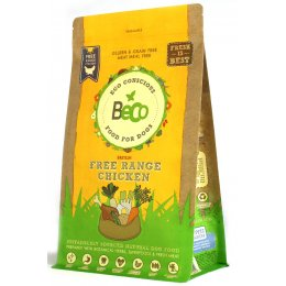 Beco Natural Dog Food 2kg - Free Range Chicken