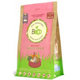 Beco Natural Dog Food 2kg - Wild Boar