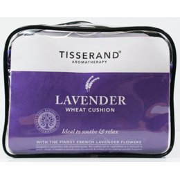 Tisserand Soothing Lavender Wheat Cushion