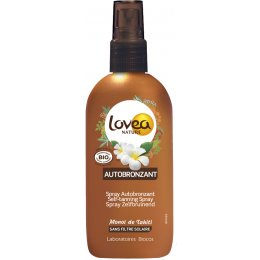 Lovea Self Tanning Autobronzer Spray SPF0 - 125ml