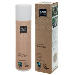 Fair Squared Shower Gel - Coconut - 250ml