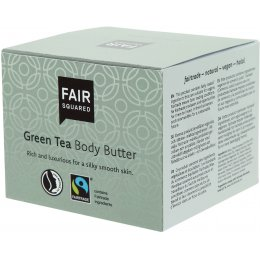 Fair Squared Body Butter - Green Tea - 150ml
