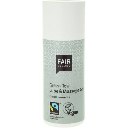 Fair Squared Lubricant & Massage Gel - Green Tea - 150ml
