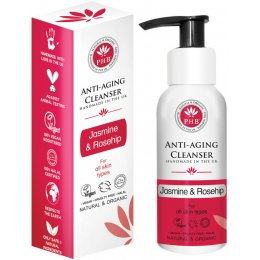 PHB Ethical Beauty Anti-Aging Facial Cleanser for All Skin Types - 100ml