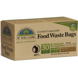 If You Care Compostable Small Bin Bags - 11L - 30 Bags